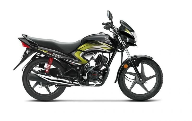 Honda Dream Yuga 110cc CBS 2019