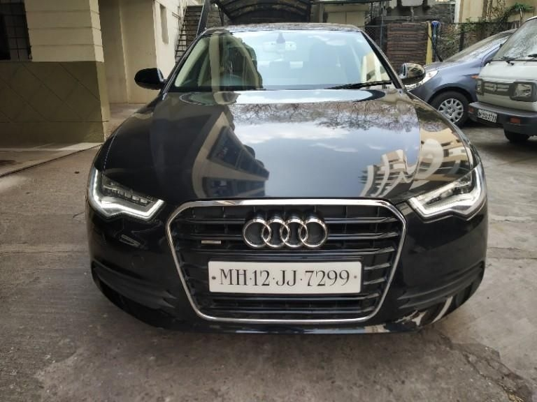 Audi A6 Car For Sale In Pune Id 1417403889 Droom