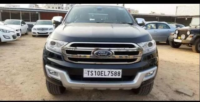Ford Endeavour Titanium 3.2 4x4 AT 2017