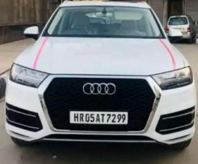 Audi Q7 3.0 TDI quattro Technology Pack 2016