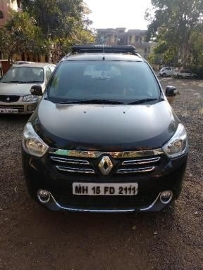 Renault Lodgy 110 PS RXZ 8 STR 2016