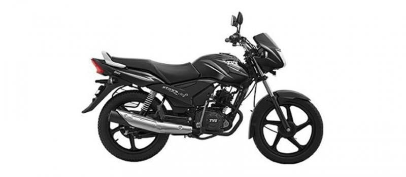 TVS Star City Plus Dual Tone SBT 2019