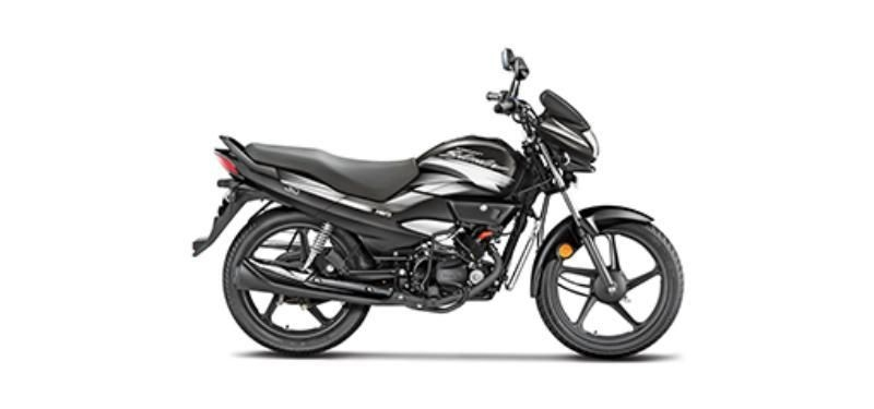 Hero New Super Splendor 125cc SX 2019