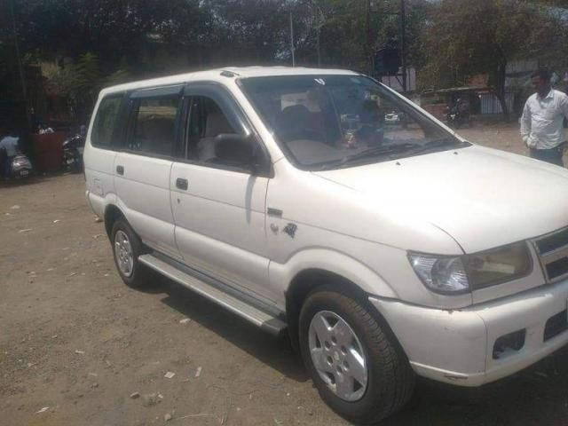 7 Used Chevrolet Tavera In Aurangabad Second Hand Tavera Cars For