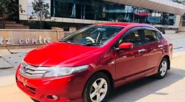 Honda City 1.5 S MT 2013
