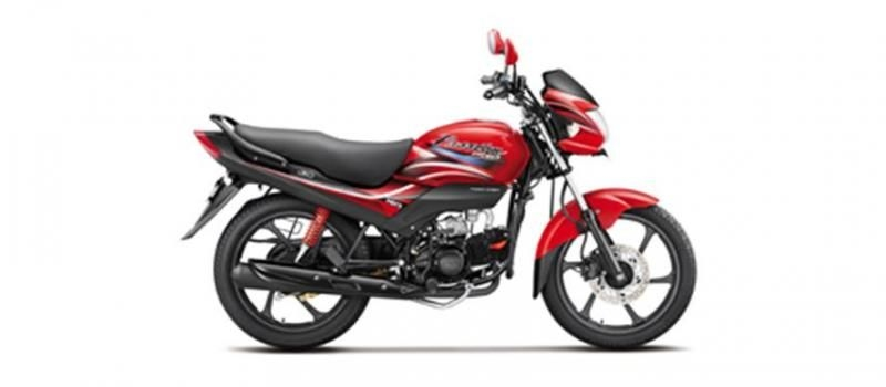 Hero Passion Pro 100cc Drum Alloy 2019