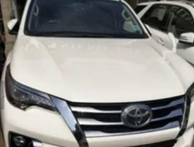Toyota Fortuner TRD Sportivo 2018