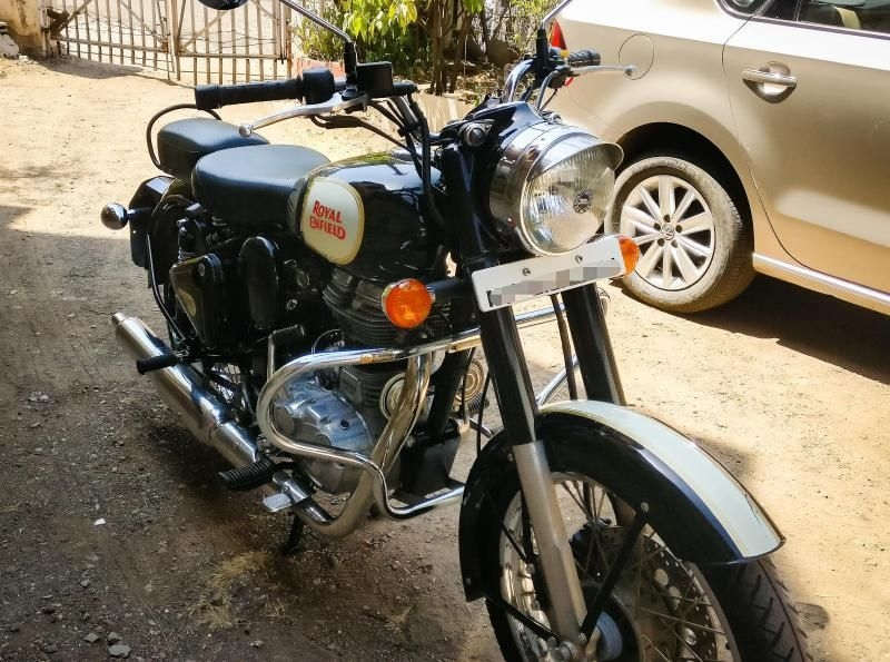 royal enfield classic bike for sale in pune id 1417506320 droom. Black Bedroom Furniture Sets. Home Design Ideas