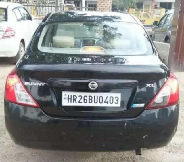 Nissan Sunny XV D Premium Safety 2012