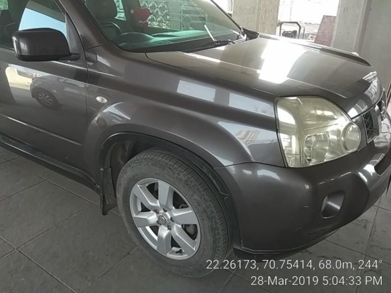 Nissan X-Trail SLX AT 2011