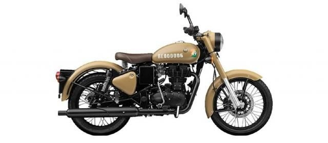 Royal Enfield Classic 350cc Signals Edition 2020