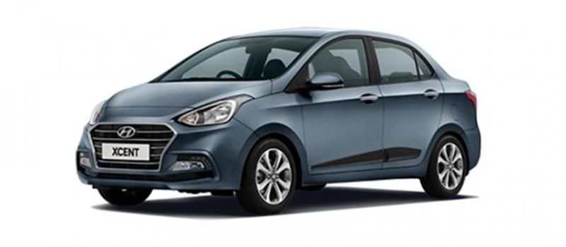 Hyundai Xcent S AT 2019
