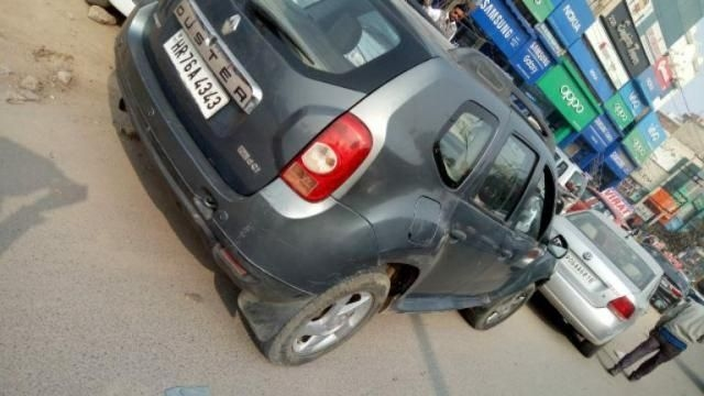 Renault Duster RxE 2012