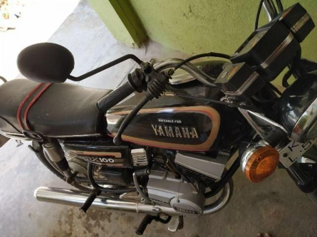 Used Yamaha Rx 100 Motorcycle/bikes, 55 Second Hand Rx 100