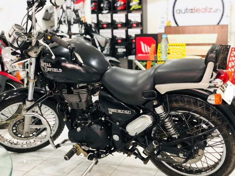 Royal Enfield Thunderbird Bike for Sale in Hyderabad- (Id: 1417606701) -  Droom