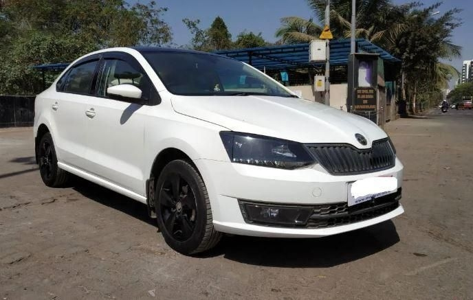 Skoda Rapid 1.6 MPI Style Black Package AT 2017