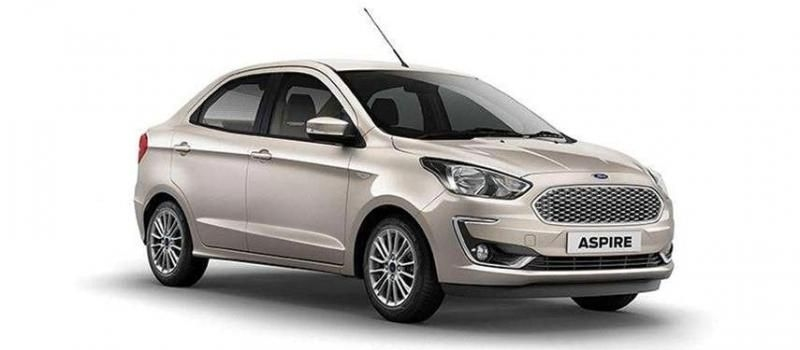 Ford Aspire Titanium Plus 1.5 TDCi 2018
