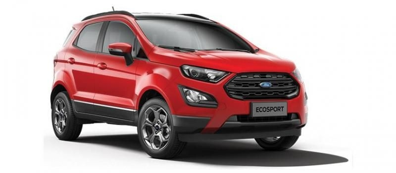 Ford EcoSport Ambiente 1.5L Ti-VCT 2018