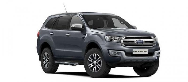 Ford Endeavour Titanium 2.2 4x2 AT 2018