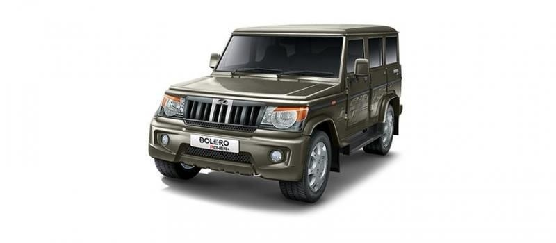 Mahindra Bolero Power Plus SLE 2019
