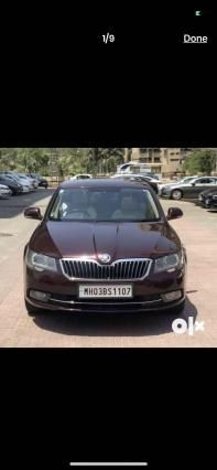 SKODA SUPERB 1.8 Style TSI AT 2014