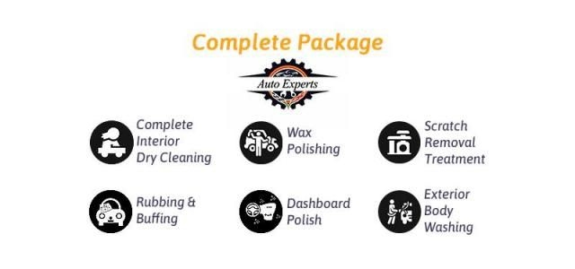 Complete(Interior and Exterior) Car Care Detailing - Auto Expert