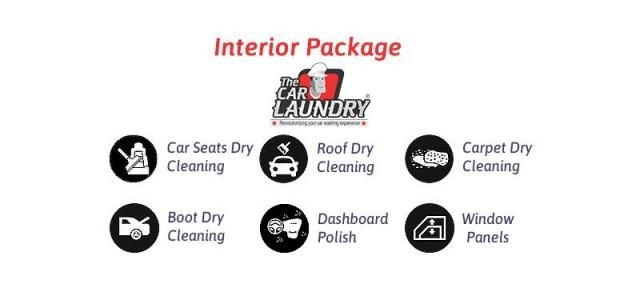Interior Car Care Detailing - Car Laundry Auto Services OPC Pvt. Ltd.
