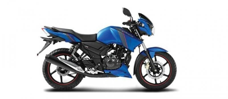 TVS Apache RTR 160cc Rear Disc ABS 2020