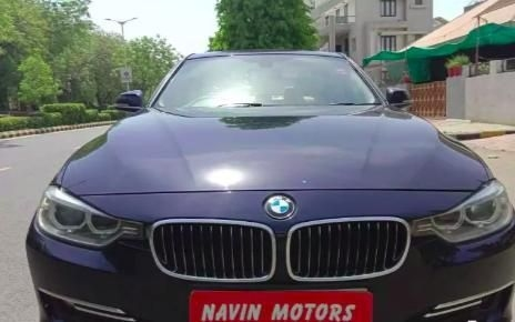 BMW 3 Series 320D HIGHLINE 2015