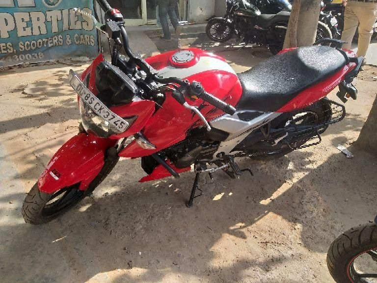 Tvs Apache Rtr Bike for Sale in Delhi- (Id: 1417728130) - Droom