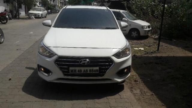 Hyundai Verna 1.6 CRDI SX Plus AT 2018