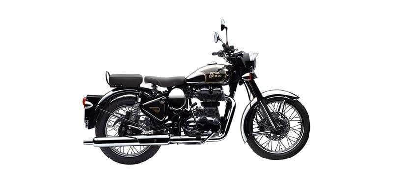 Royal Enfield Classic Chrome 500cc ABS 2019