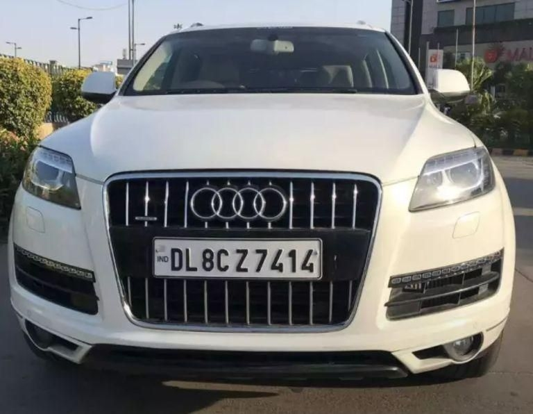 Audi Q7 3.0 TDI quattro Technology Pack 2013