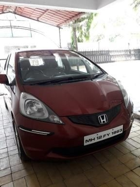 Honda Jazz Select 2010