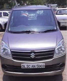 Maruti Suzuki Wagon R VXi Minor 2011