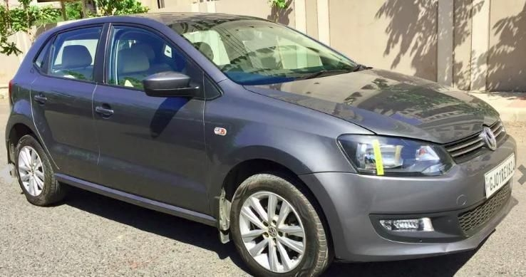 Volkswagen Polo 1.2 MPI Highline 2014