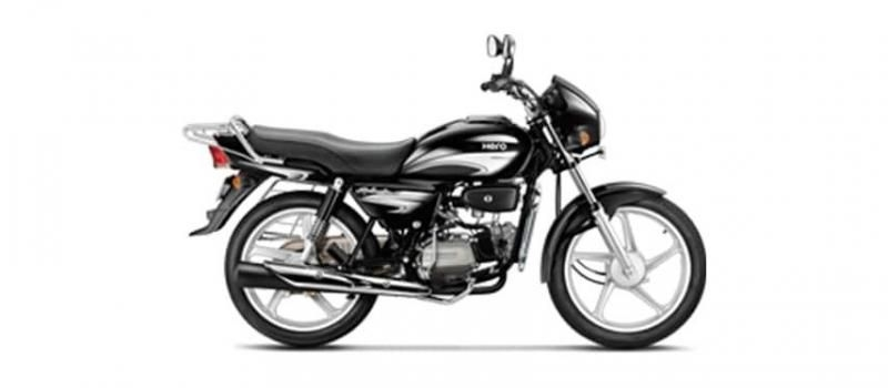 Hero Splendor Plus Self Alloy 100cc IBS 2019