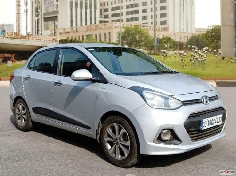 Hyundai Xcent Car For Sale In Delhi Id 1417812745 Droom