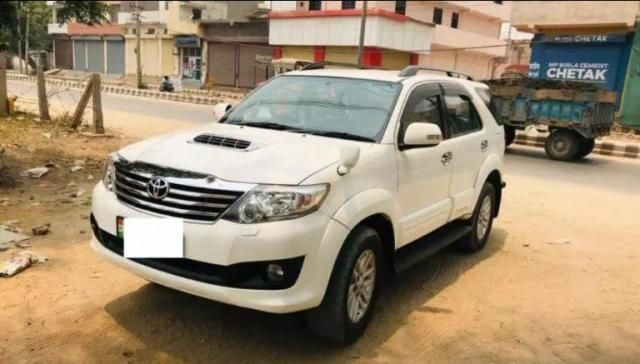 Toyota Fortuner 2.5 4x2 AT TRD Sportivo 2014