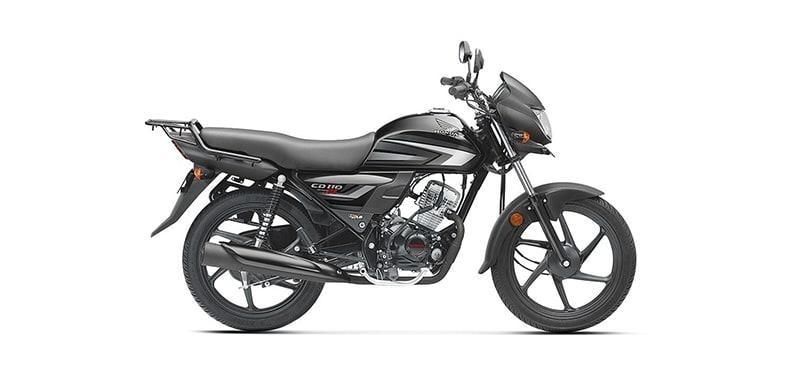 Honda CD 110 Dream CBS STD CARRIER 2019