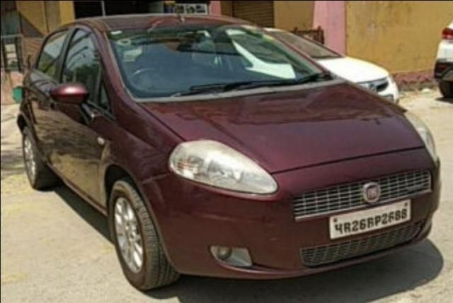 Fiat Grande Punto EMOTION PACK 1.3 90 HP 2011