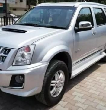 Isuzu MU7 Premium AT 2015