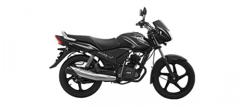 TVS Star City Plus Dual Tone 110cc 2019