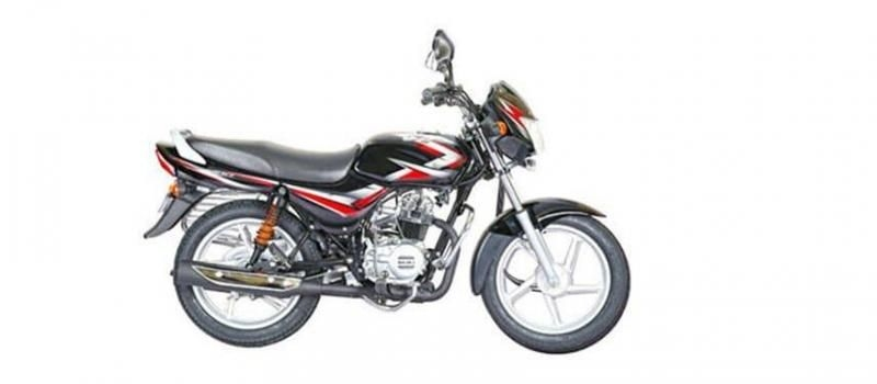 Bajaj CT 100 KS Alloy CBS 2020