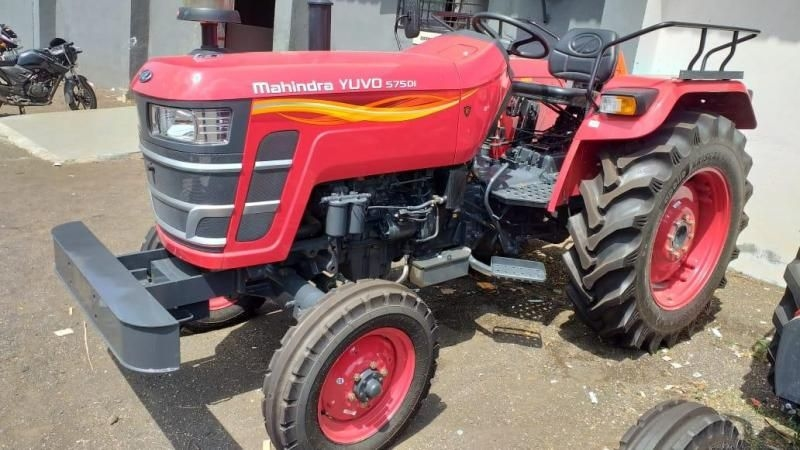 2019 Mahindra YUVO 575 DI Tractor for Sale in Nandurbar- (Id: 1417871657) -  Droom