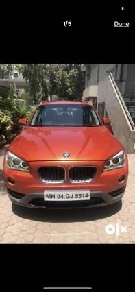 Used Bmw X1 2018 Car Price, Second Hand Car Valuation | OBV