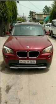 BMW X1 sDrive20d Expedition 2012