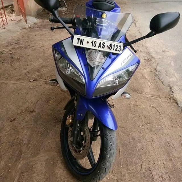 Used Yamaha Yzf-r15 Motorcycle/bikes, 458 Second Hand Yzf