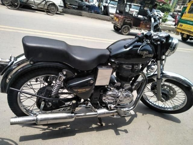 Used Royal Enfield Bullet Electra Bike Price in India, Second Hand