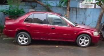 Honda City ZX EXi 2001